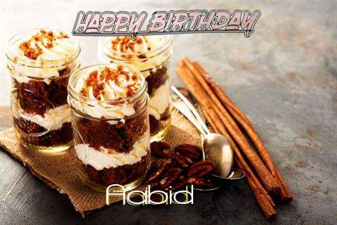 Aabid Birthday Celebration