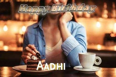 Happy Birthday Cake for Aadhi