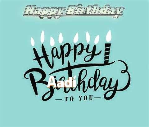 Happy Birthday Aadi