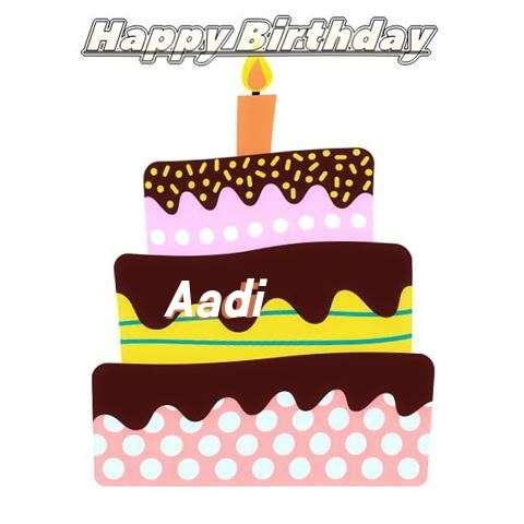 Aadi Birthday Celebration