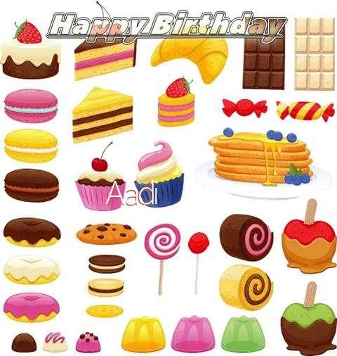 Happy Birthday to You Aadi