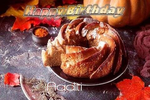 Happy Birthday Aaditi