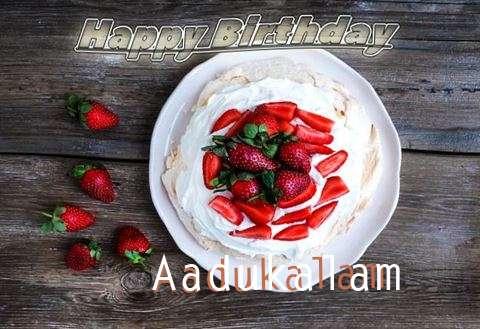 Happy Birthday Aadukalam Cake Image