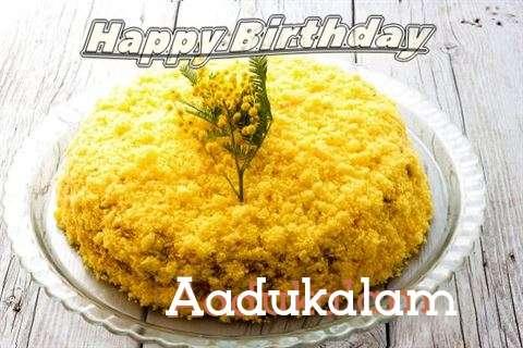 Happy Birthday Wishes for Aadukalam