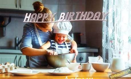Happy Birthday Wishes for Aafreen