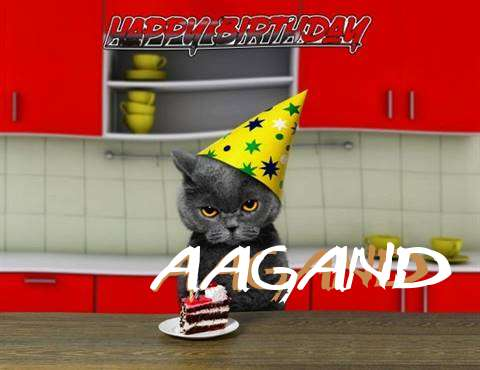 Happy Birthday Aagand