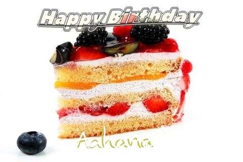 Wish Aahana