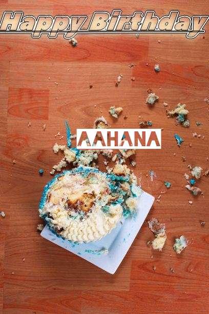 Aahana Cakes