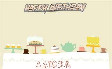 Aaisha Cakes