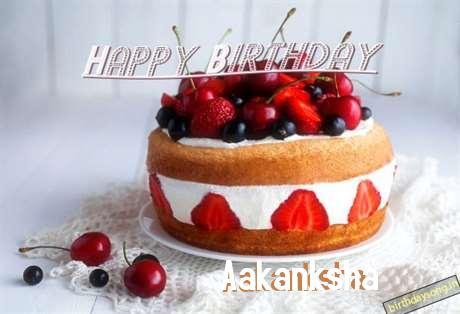 Birthday Images for Aakanksha