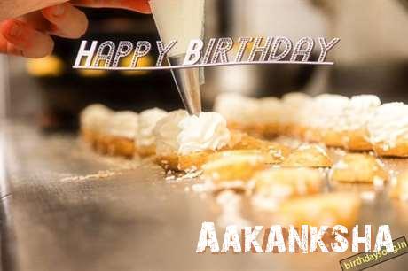 Aakanksha Birthday Celebration