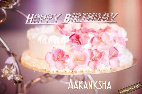 Happy Birthday Wishes for Aakanksha