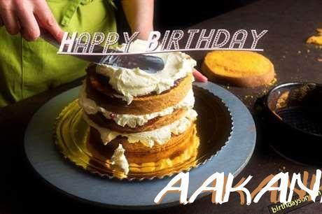 Happy Birthday to You Aakanksha