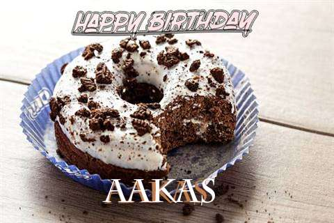 Happy Birthday Aakas