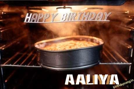 Happy Birthday Aaliya