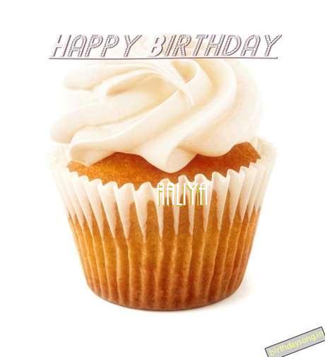 Happy Birthday Wishes for Aaliya