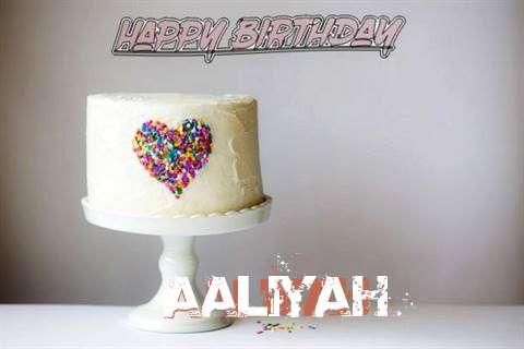 Aaliyah Cakes