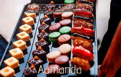 Happy Birthday Aamanda