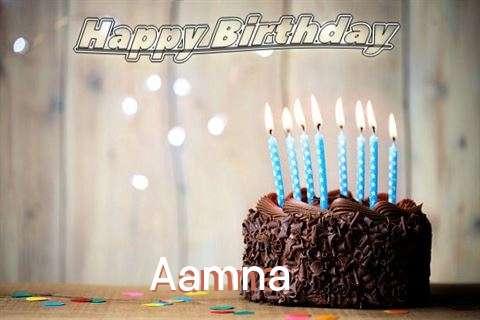 Happy Birthday Aamna