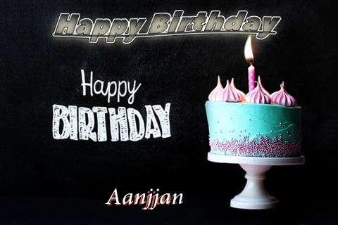Happy Birthday Cake for Aanjjan