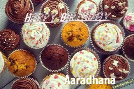 Happy Birthday Wishes for Aaradhana