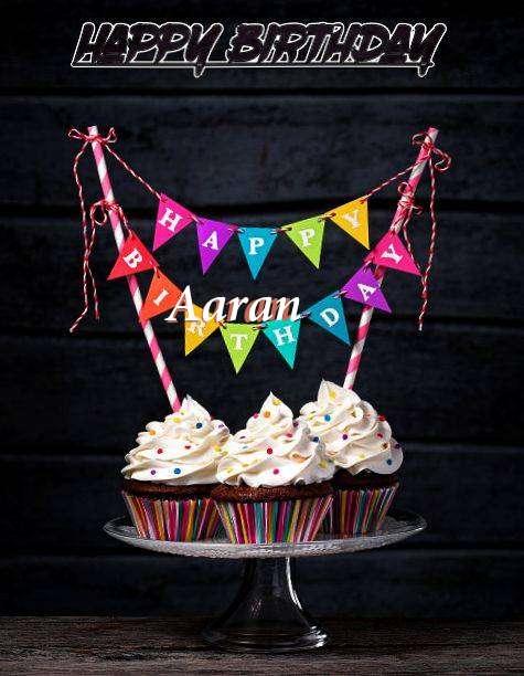 Happy Birthday Aaran