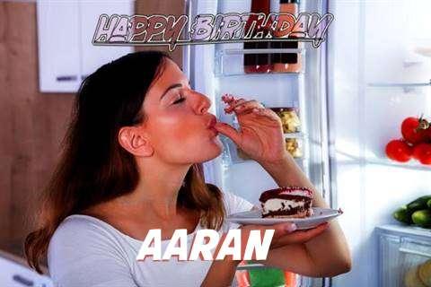 Happy Birthday to You Aaran