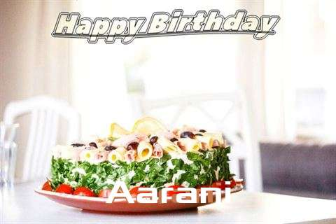Happy Birthday to You Aarani