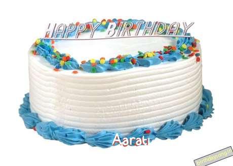 Happy Birthday Aarati