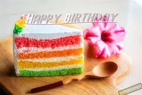Happy Birthday Aarati Cake Image