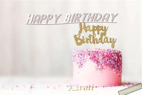 Happy Birthday to You Aarati