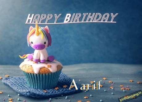 Aarif Birthday Celebration