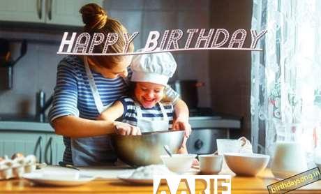 Happy Birthday Wishes for Aarif