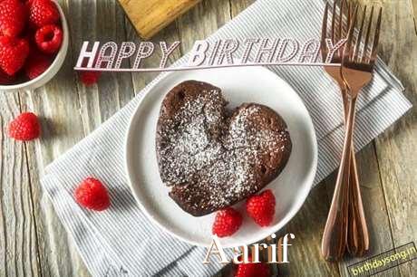 Happy Birthday to You Aarif