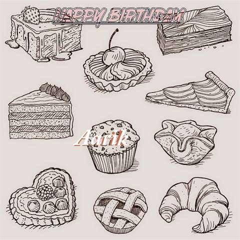 Happy Birthday to You Aarik