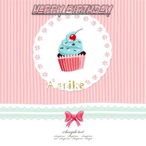 Happy Birthday to You Aarika