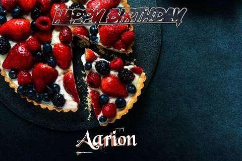 Aarion Birthday Celebration