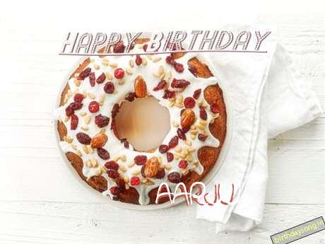 Happy Birthday Wishes for Aarju