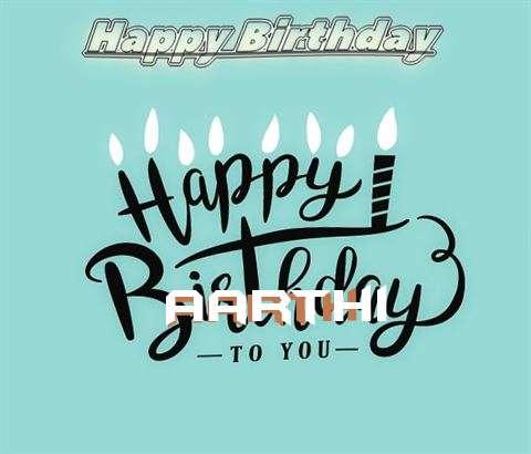 Happy Birthday Aarthi