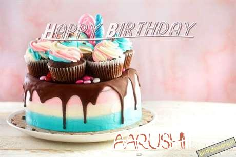 Happy Birthday Aarushi