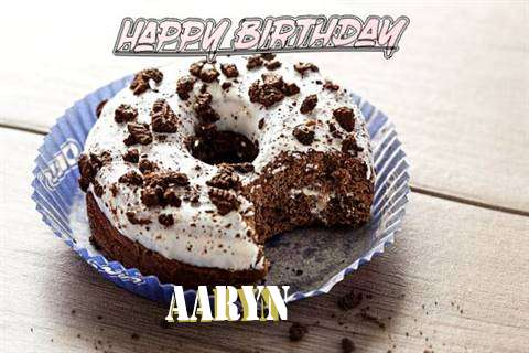 Happy Birthday Aaryn