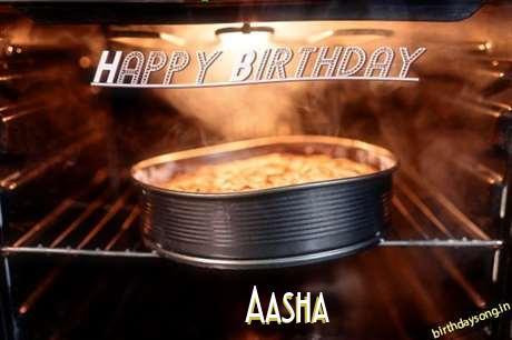 Happy Birthday Aasha