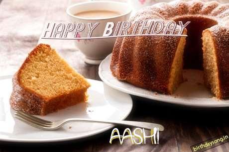 Happy Birthday to You Aashi