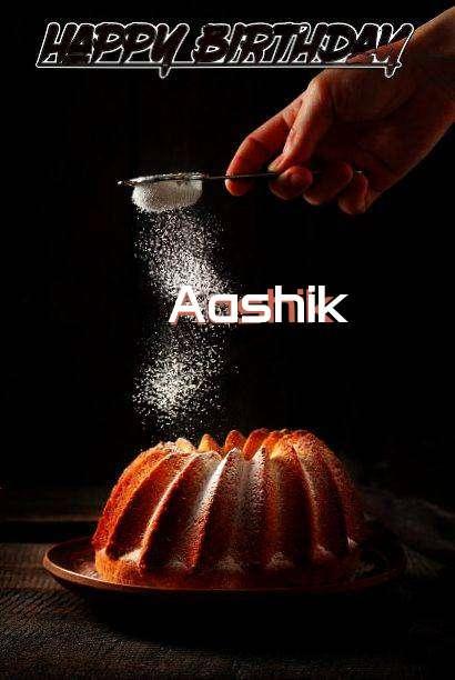 Birthday Images for Aashik