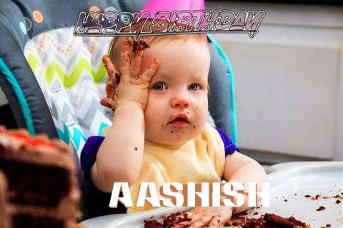 Happy Birthday Wishes for Aashish