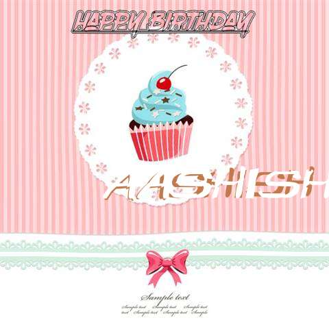 Happy Birthday to You Aashish