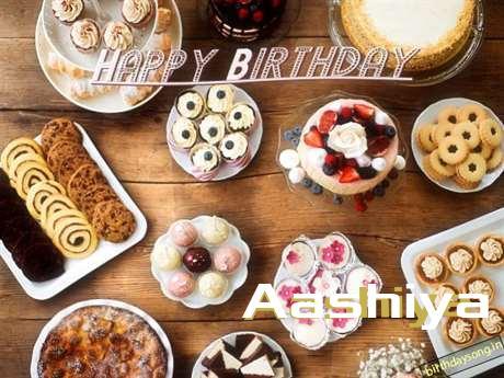 Happy Birthday Aashiya