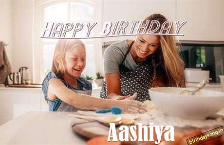 Birthday Images for Aashiya