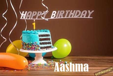 Aashma Birthday Celebration