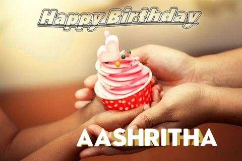 Happy Birthday to You Aashritha